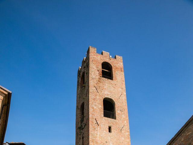 Il matrimonio di Mattia e Linda a Longiano, Forlì-Cesena 72