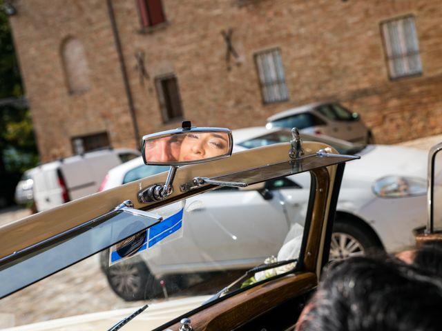 Il matrimonio di Mattia e Linda a Longiano, Forlì-Cesena 73