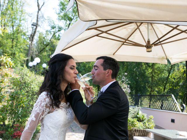 Il matrimonio di Mattia e Linda a Longiano, Forlì-Cesena 75