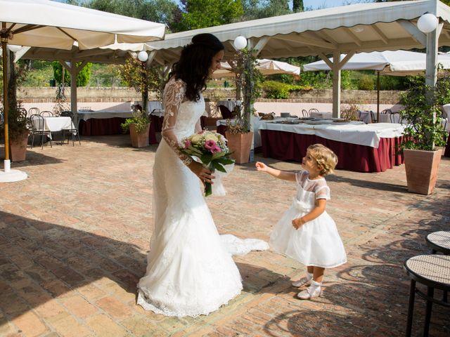 Il matrimonio di Mattia e Linda a Longiano, Forlì-Cesena 77