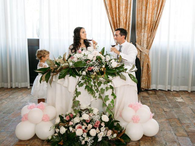Il matrimonio di Mattia e Linda a Longiano, Forlì-Cesena 79