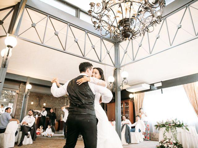 Il matrimonio di Mattia e Linda a Longiano, Forlì-Cesena 85