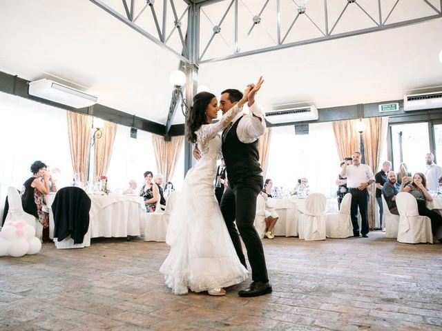 Il matrimonio di Mattia e Linda a Longiano, Forlì-Cesena 88