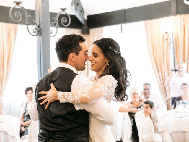 Il matrimonio di Mattia e Linda a Longiano, Forlì-Cesena 89