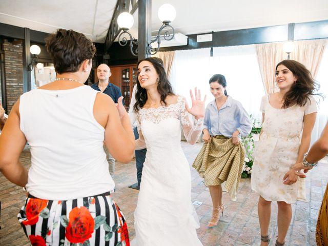 Il matrimonio di Mattia e Linda a Longiano, Forlì-Cesena 93