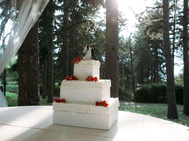 Il matrimonio di Mattia e Linda a Longiano, Forlì-Cesena 94