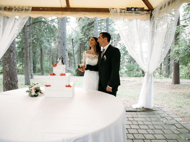 Il matrimonio di Mattia e Linda a Longiano, Forlì-Cesena 97