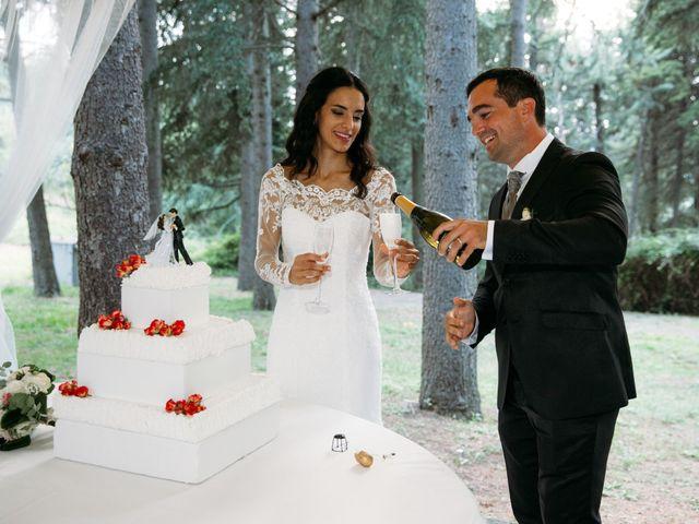 Il matrimonio di Mattia e Linda a Longiano, Forlì-Cesena 99