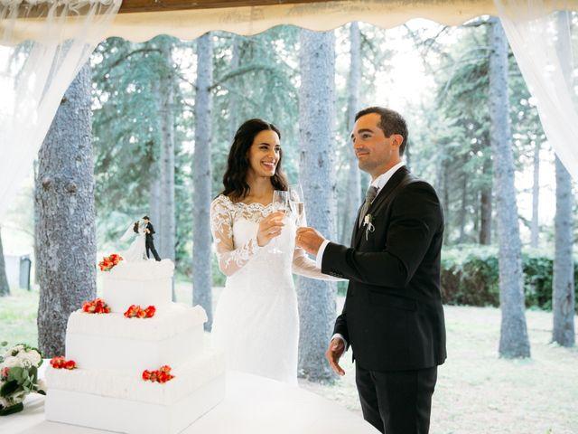 Il matrimonio di Mattia e Linda a Longiano, Forlì-Cesena 100