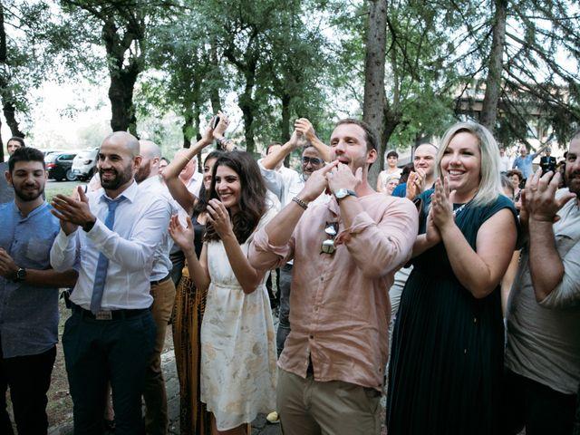 Il matrimonio di Mattia e Linda a Longiano, Forlì-Cesena 101