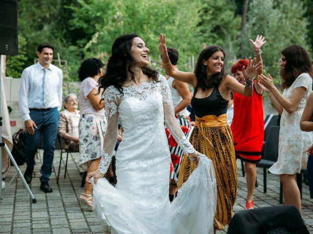 Il matrimonio di Mattia e Linda a Longiano, Forlì-Cesena 102