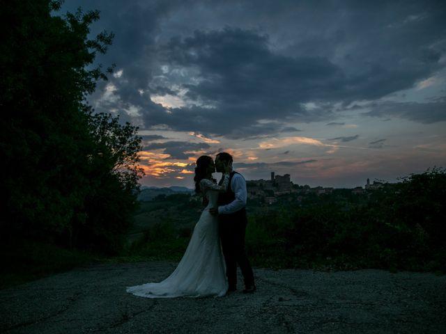 Il matrimonio di Mattia e Linda a Longiano, Forlì-Cesena 111