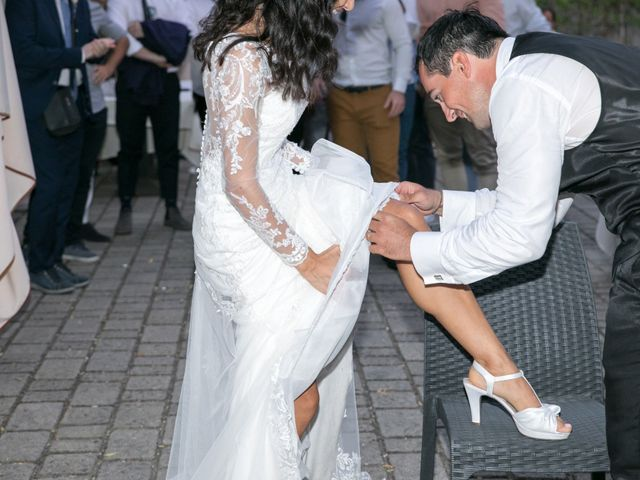 Il matrimonio di Mattia e Linda a Longiano, Forlì-Cesena 113