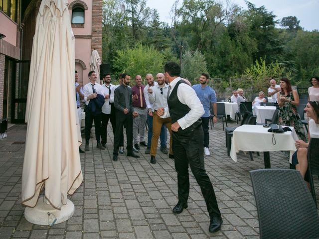 Il matrimonio di Mattia e Linda a Longiano, Forlì-Cesena 114