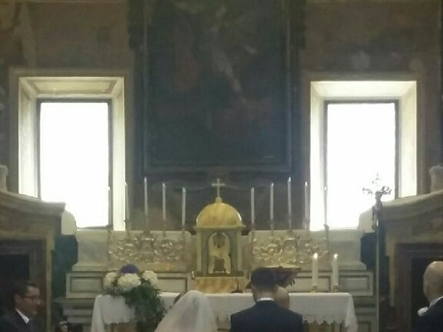 Il matrimonio di Paolo e Lella a Roma, Roma 3