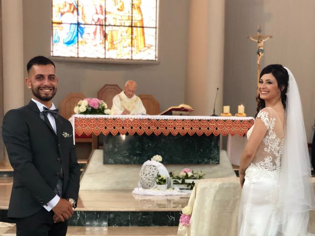Il matrimonio di Jonatan e Melinda a Sava, Taranto 5