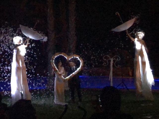 Il matrimonio di Jonatan e Melinda a Sava, Taranto 2