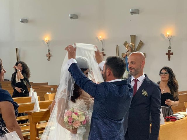 Il matrimonio di Jonatan e Melinda a Sava, Taranto 11