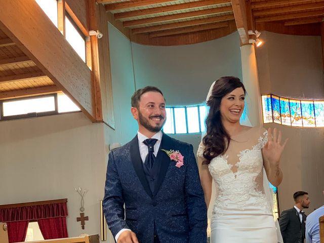 Il matrimonio di Jonatan e Melinda a Sava, Taranto 12