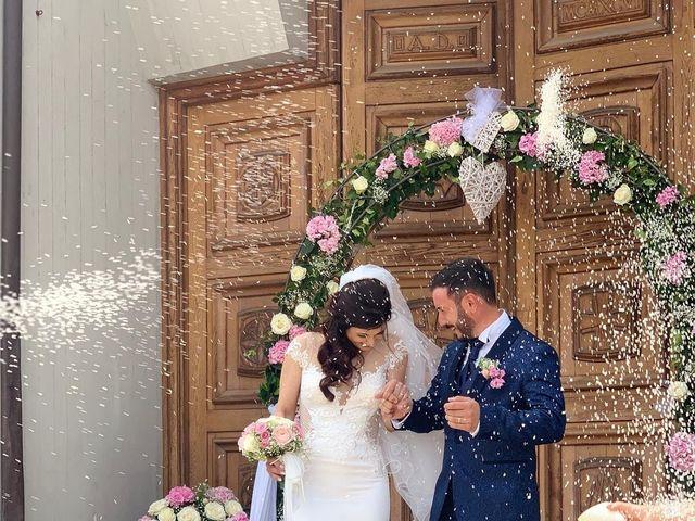 Il matrimonio di Jonatan e Melinda a Sava, Taranto 14