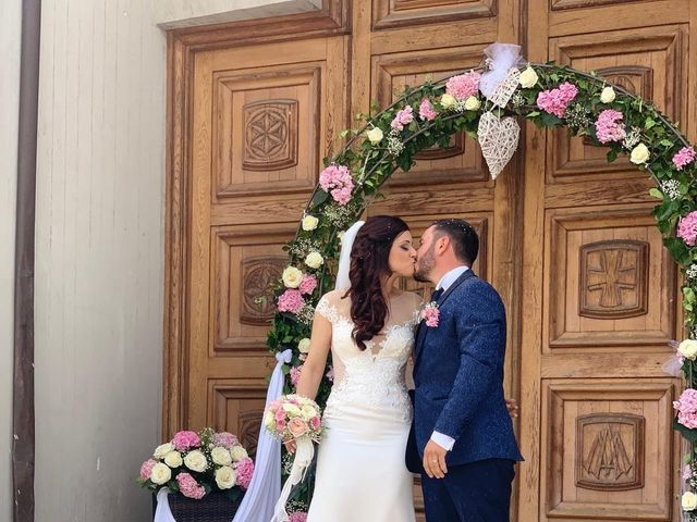 Il matrimonio di Jonatan e Melinda a Sava, Taranto 1