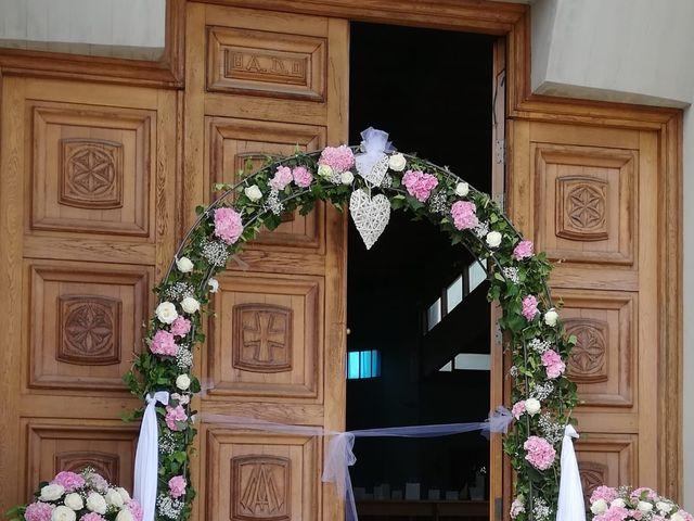 Il matrimonio di Jonatan e Melinda a Sava, Taranto 18