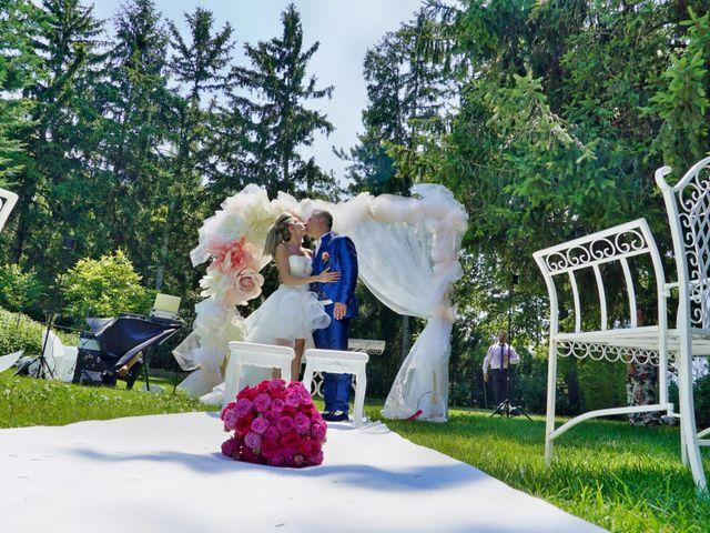 Il matrimonio di Michele e Michela a Rovereto, Trento 17