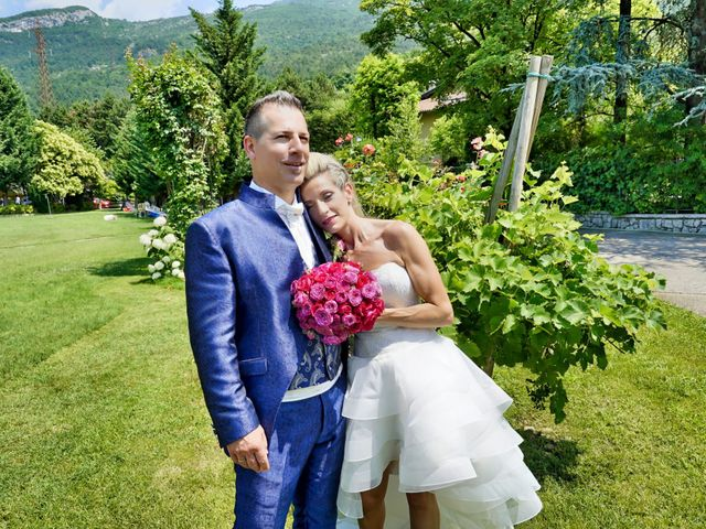 Il matrimonio di Michele e Michela a Rovereto, Trento 30