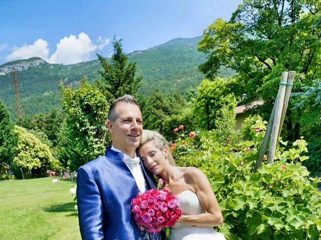 Il matrimonio di Michele e Michela a Rovereto, Trento 32