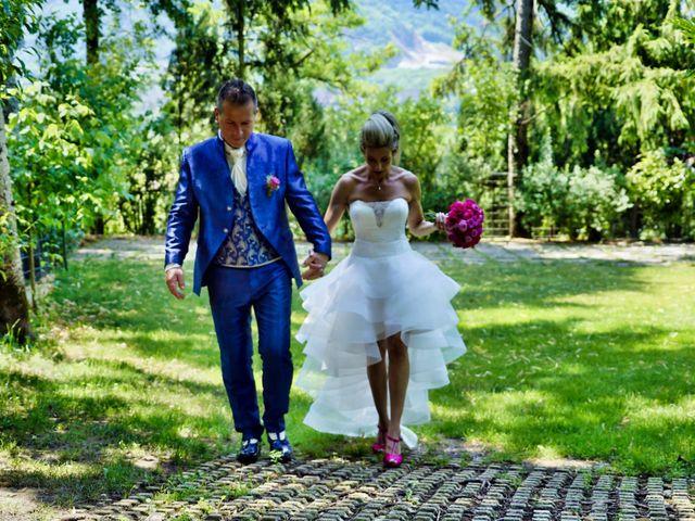 Il matrimonio di Michele e Michela a Rovereto, Trento 49