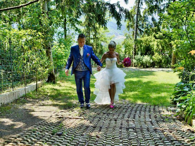 Il matrimonio di Michele e Michela a Rovereto, Trento 50
