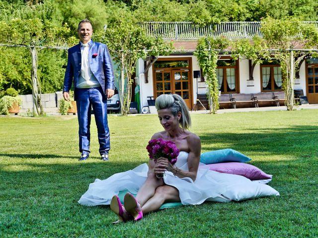 Il matrimonio di Michele e Michela a Rovereto, Trento 77