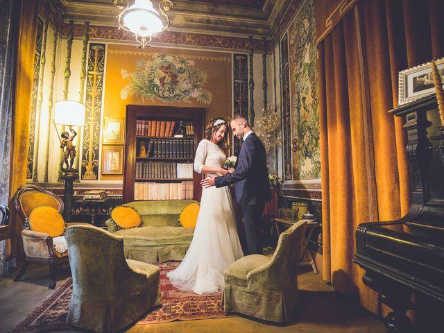 Le nozze di Carlotta e Andrea