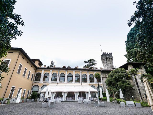 Il matrimonio di Stefano e Denise a Milano, Milano 20