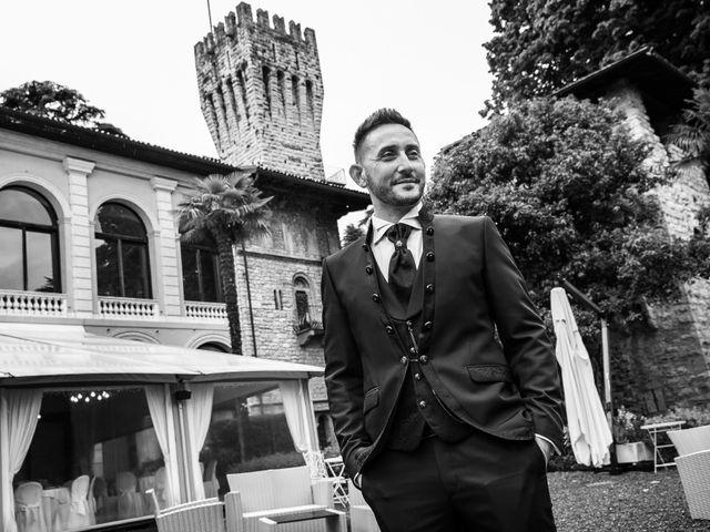 Il matrimonio di Stefano e Denise a Milano, Milano 21