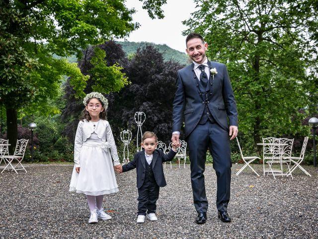 Il matrimonio di Stefano e Denise a Milano, Milano 23