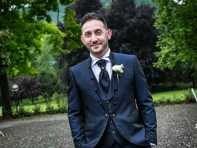 Il matrimonio di Stefano e Denise a Milano, Milano 25