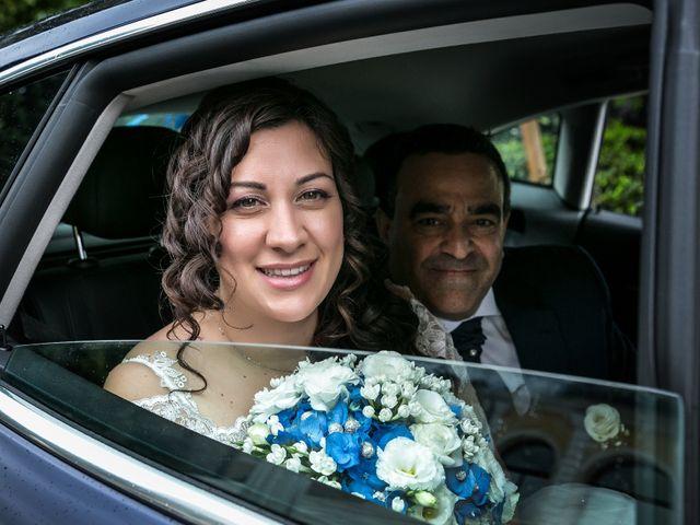 Il matrimonio di Stefano e Denise a Milano, Milano 28