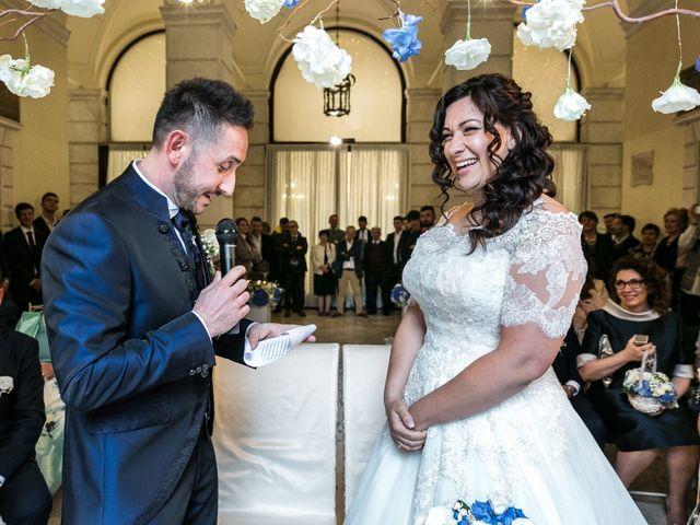 Il matrimonio di Stefano e Denise a Milano, Milano 36