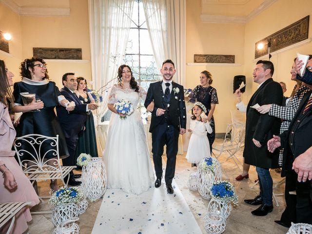 Il matrimonio di Stefano e Denise a Milano, Milano 40