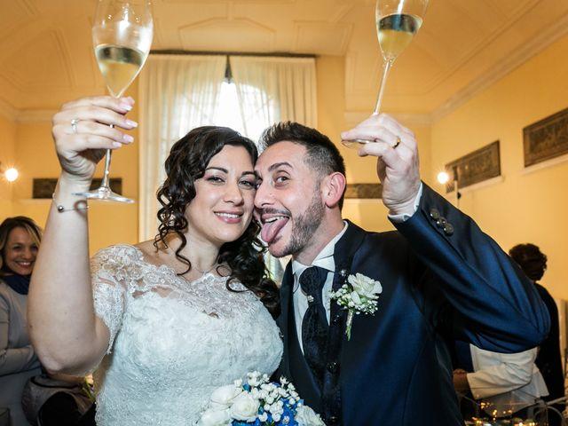 Il matrimonio di Stefano e Denise a Milano, Milano 41