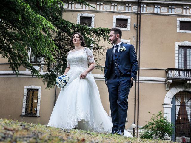 Il matrimonio di Stefano e Denise a Milano, Milano 47