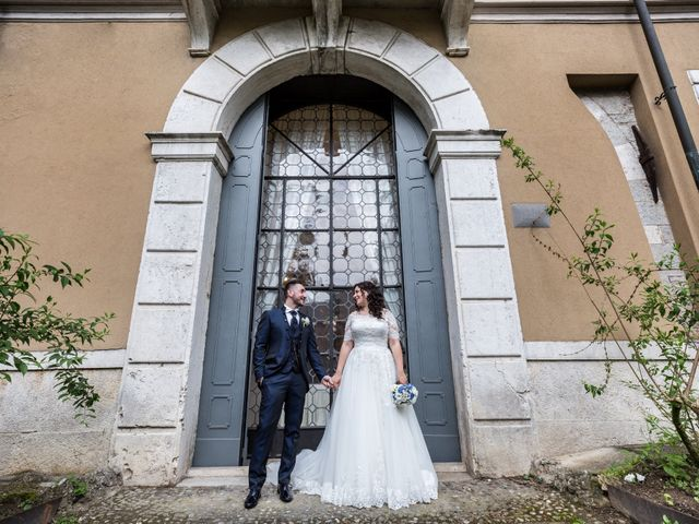 Il matrimonio di Stefano e Denise a Milano, Milano 53
