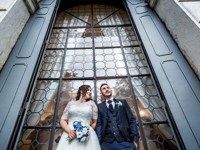 Il matrimonio di Stefano e Denise a Milano, Milano 54