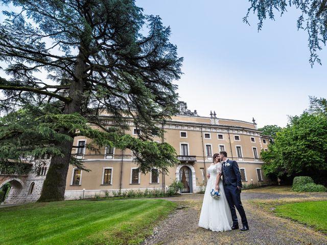 Il matrimonio di Stefano e Denise a Milano, Milano 55
