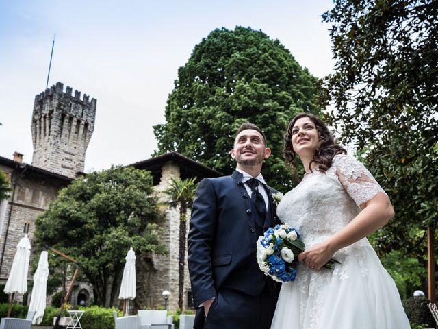 Il matrimonio di Stefano e Denise a Milano, Milano 58