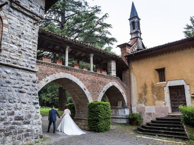 Il matrimonio di Stefano e Denise a Milano, Milano 62