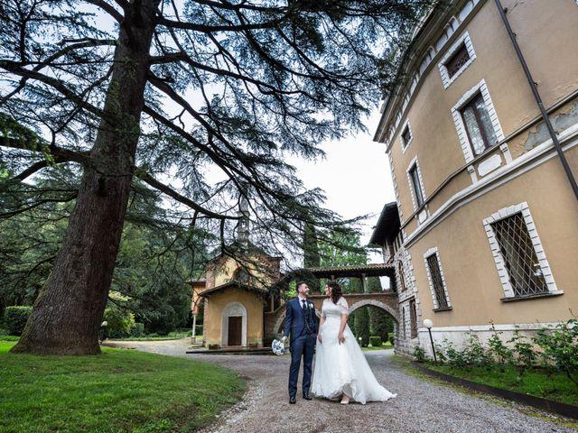 Il matrimonio di Stefano e Denise a Milano, Milano 67