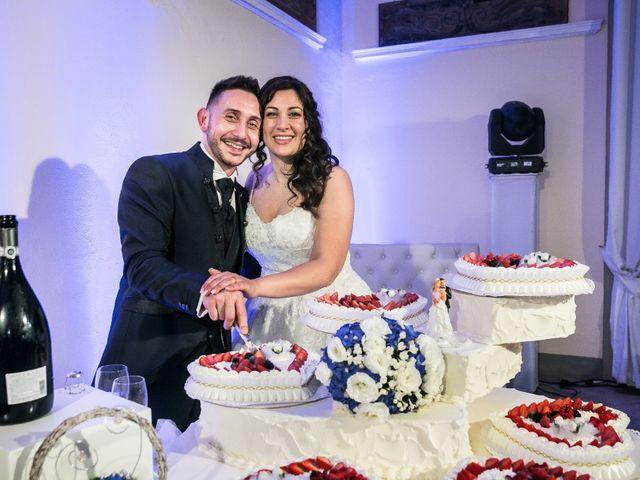 Il matrimonio di Stefano e Denise a Milano, Milano 72