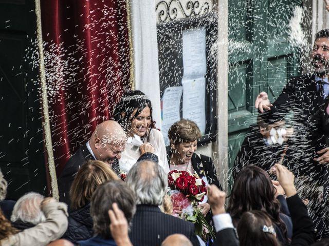 Il matrimonio di Sergio e Marina a Albairate, Milano 21